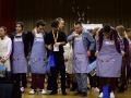 equipe turque porte le tablier