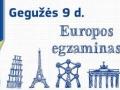 Europos egzaminas 1