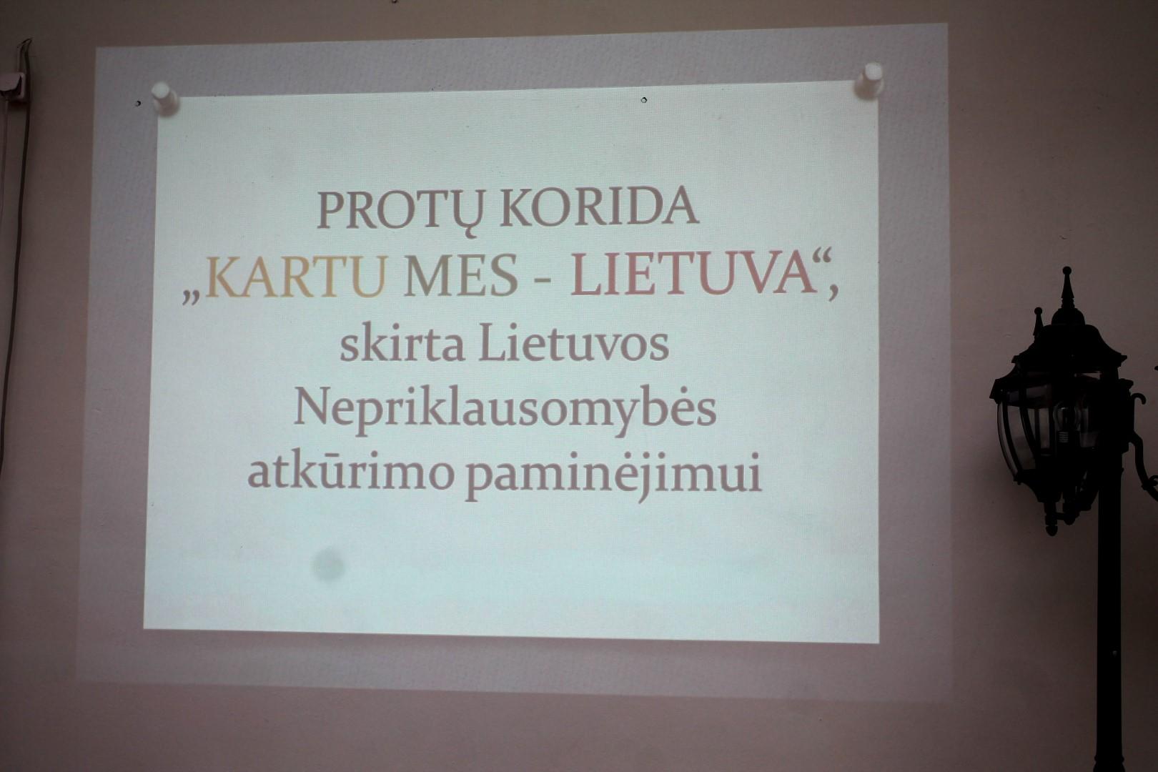 Kartu mes - Lietuva (1)