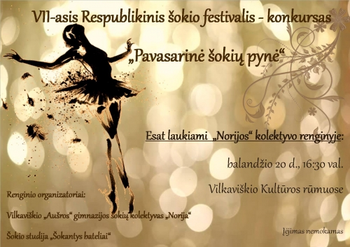 VII sokio festivalis Norija